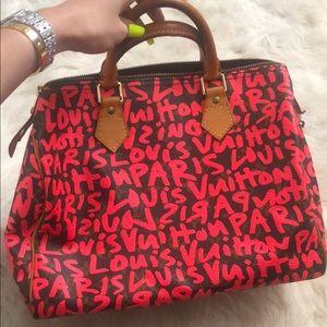 Limited edition Louis Vuitton purse